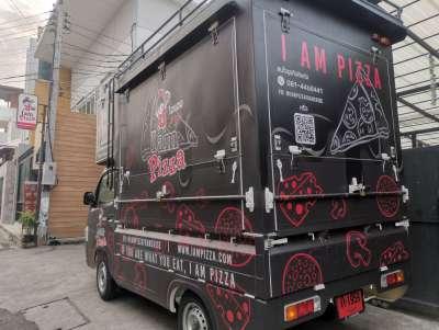 เปิดตัวไปแบบสวยๆ กับ I AM Food Truck