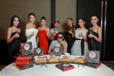 ไอแอมพิซซ่า บุกกองประกวด Miss Grand Thailand