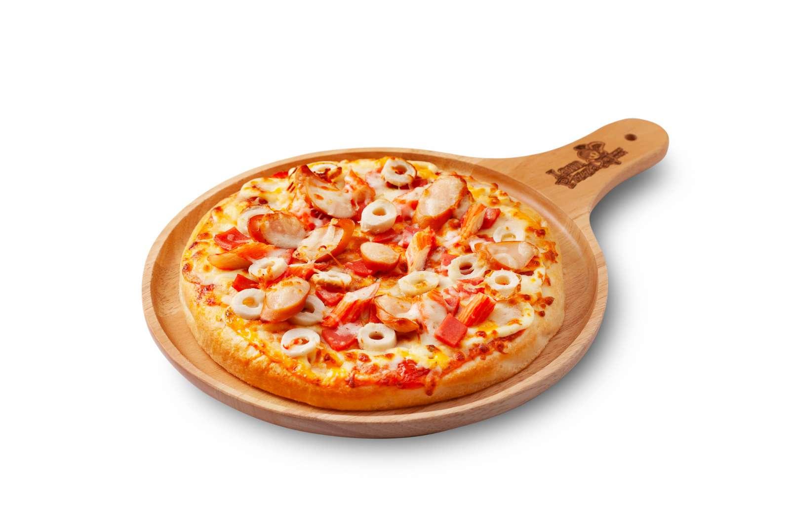 พิซซ่าหน้ามิกซ์สเปเชี่ยล (Pizza Mixed Special)